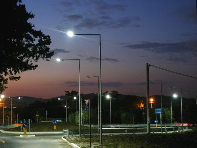 Illuminazione stradale rimini sampaolesi impianti elettrici