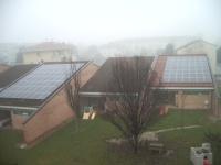 Realizzazione di tre impianti fotovoltaici parzialmente integrati per una potenza complessiva di circa 53 Kwp, per il comune di Cesena su tre scuole materne